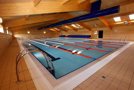 Building a New Swimming Pool by Fareham Nomads Swimming Club cover photo