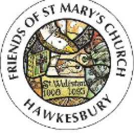 Friends of St. Mary Hawkesbury logo
